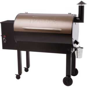 Traeger Grills Texas Elite 34 Wood