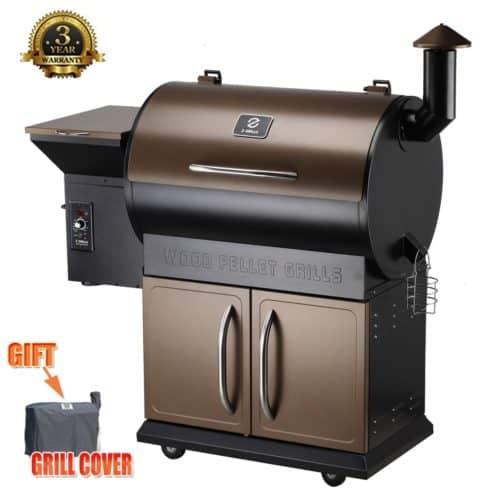 Z Grills Wood Pellet Grill Amp Smoker Bbq Insider