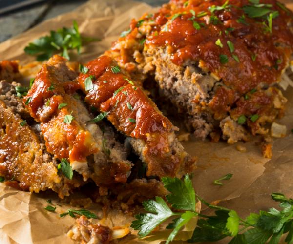BBQ-Meatloaf
